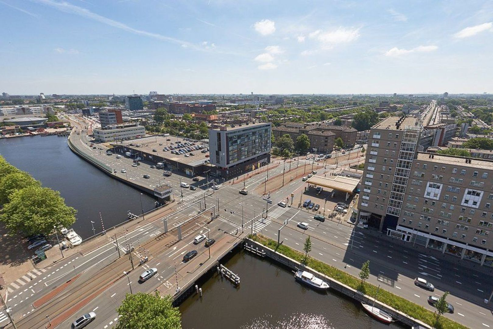 Fijnjekade, Den Haag foto-10 blur