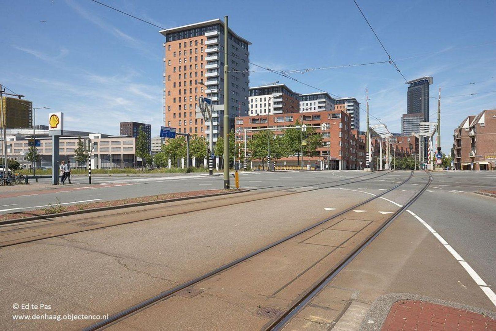 Fijnjekade, Den Haag foto-28 blur