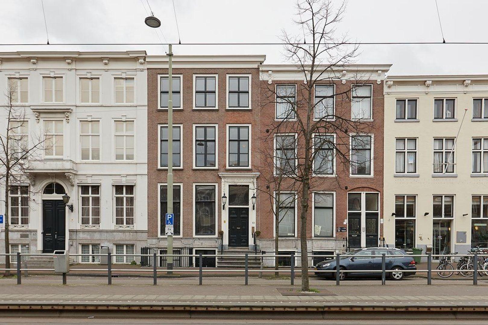 Prinsegracht, Den Haag foto-1 blur