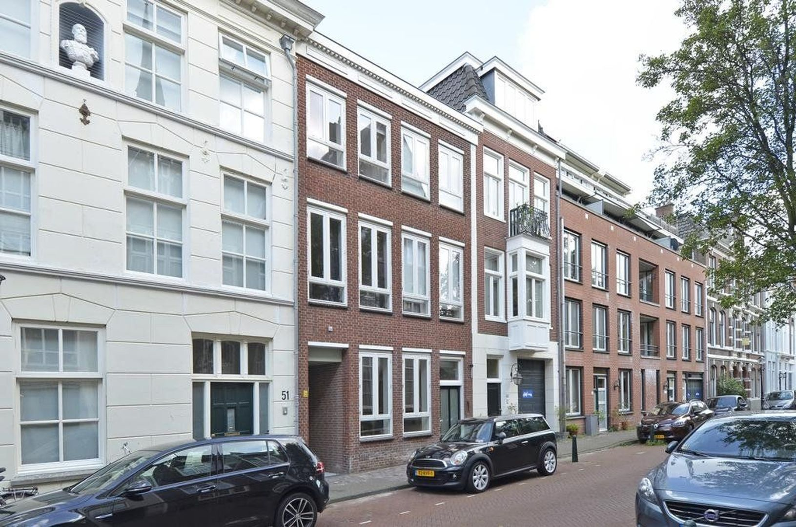 Willemstraat, Den Haag foto-12 blur