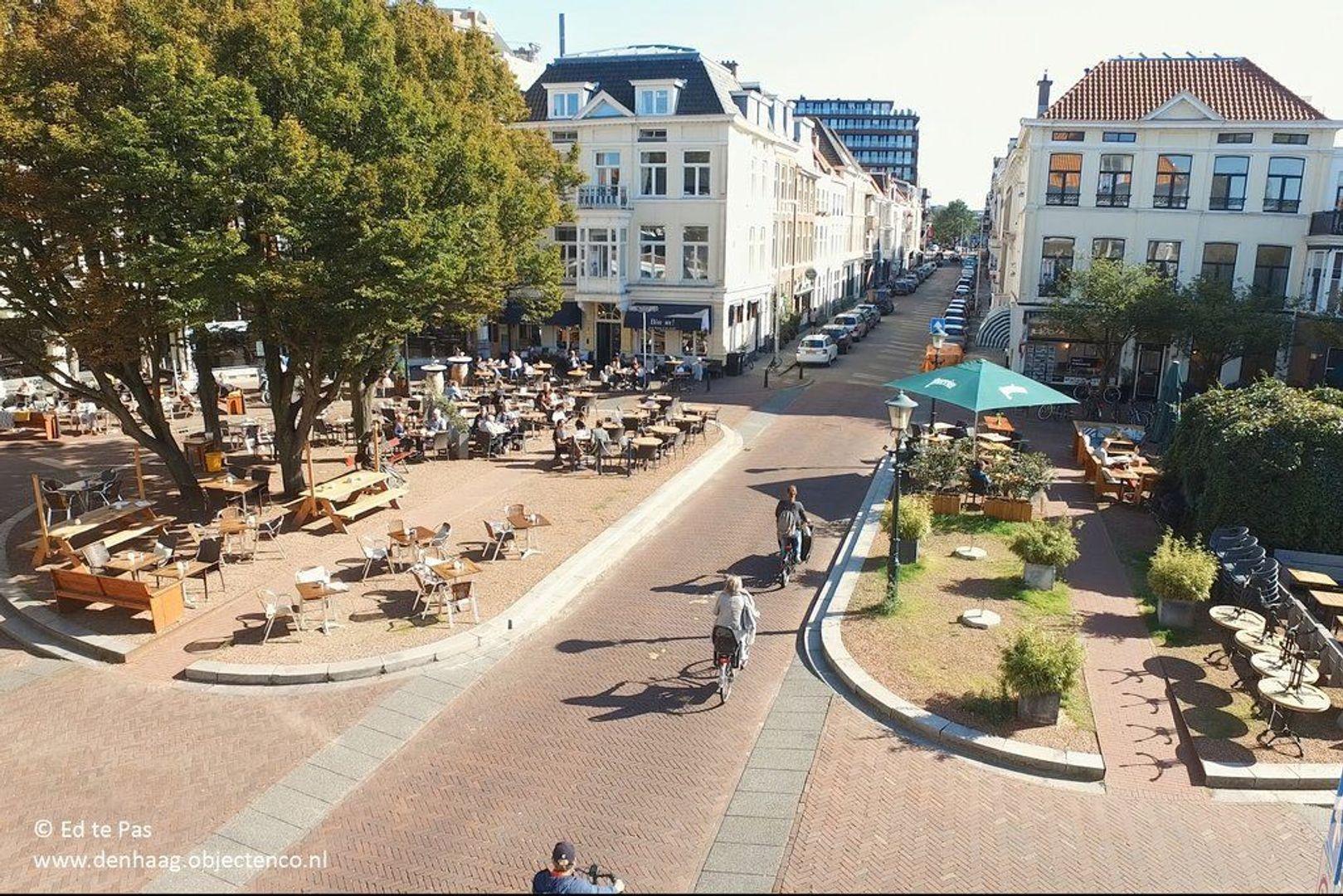 Zeestraat, Den Haag foto-19 blur