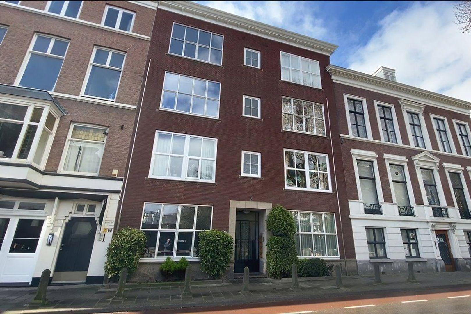 Zeestraat, Den Haag foto-1 blur