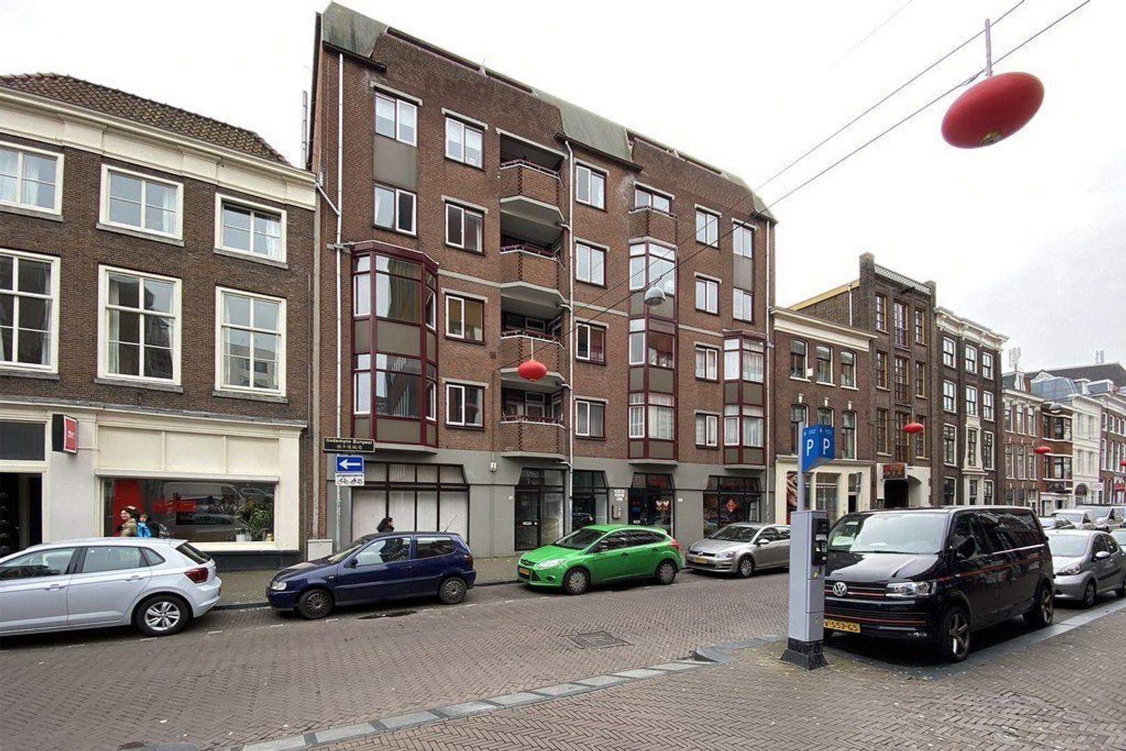Gedempte Burgwal, Den Haag foto-12 blur