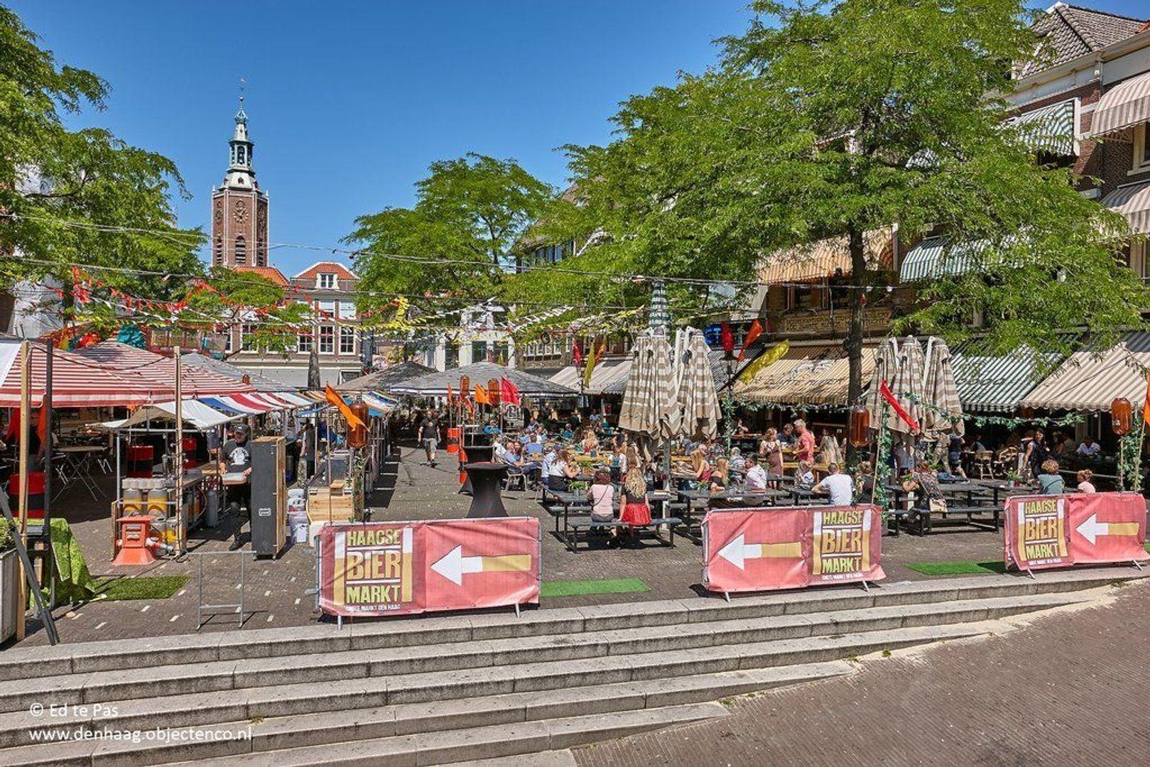 Gedempte Burgwal, Den Haag foto-21 blur
