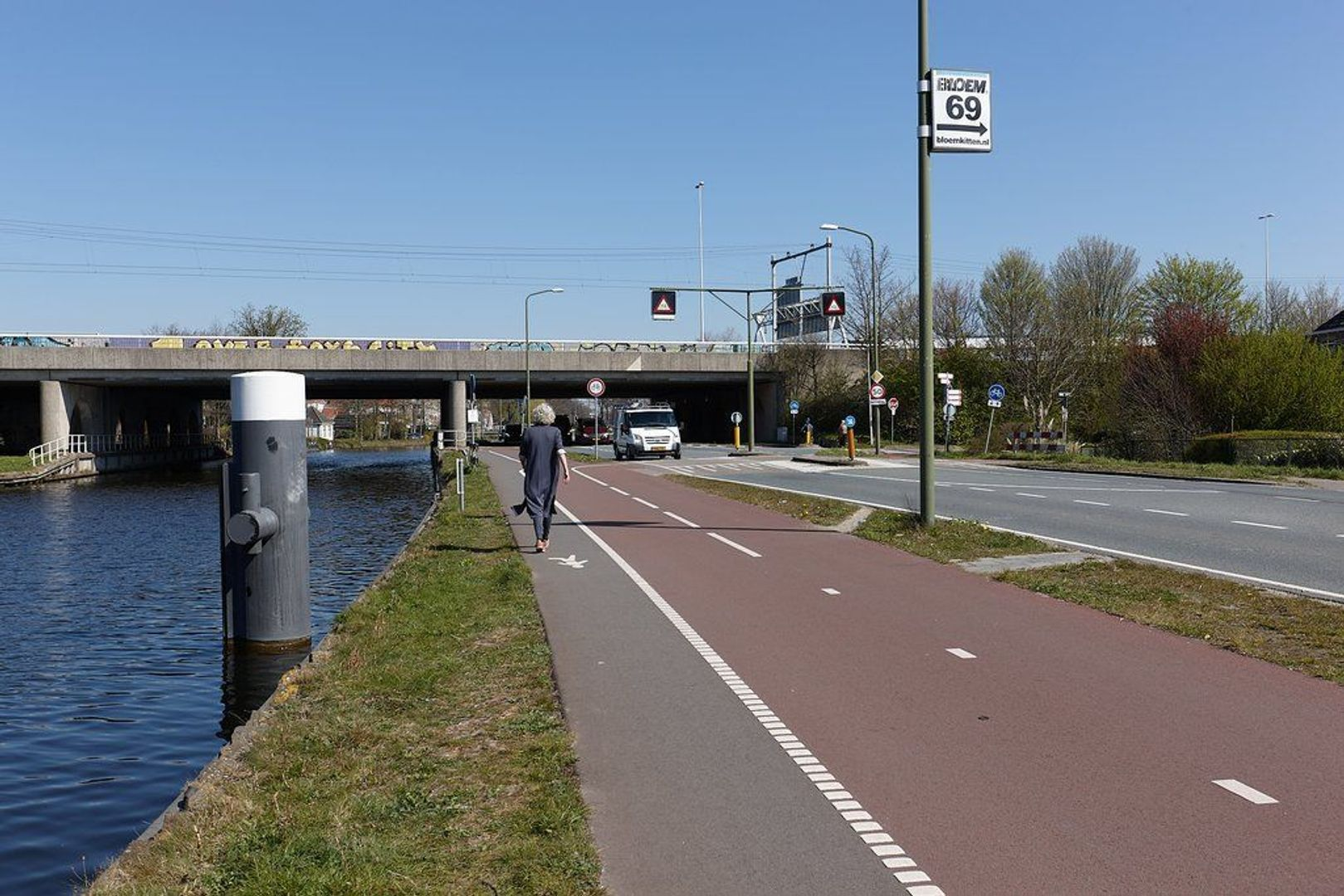 Westvlietweg, Den Haag foto-29 blur