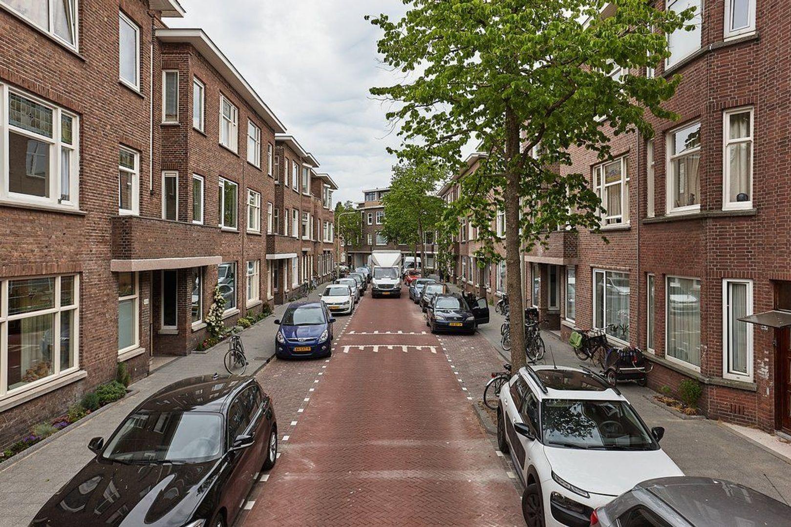 Altingstraat, Den Haag foto-20 blur