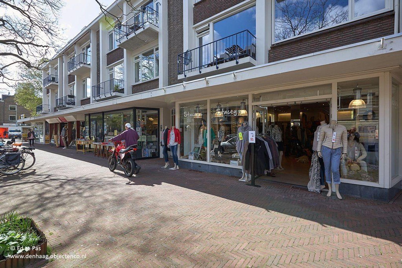 Altingstraat, Den Haag foto-21 blur