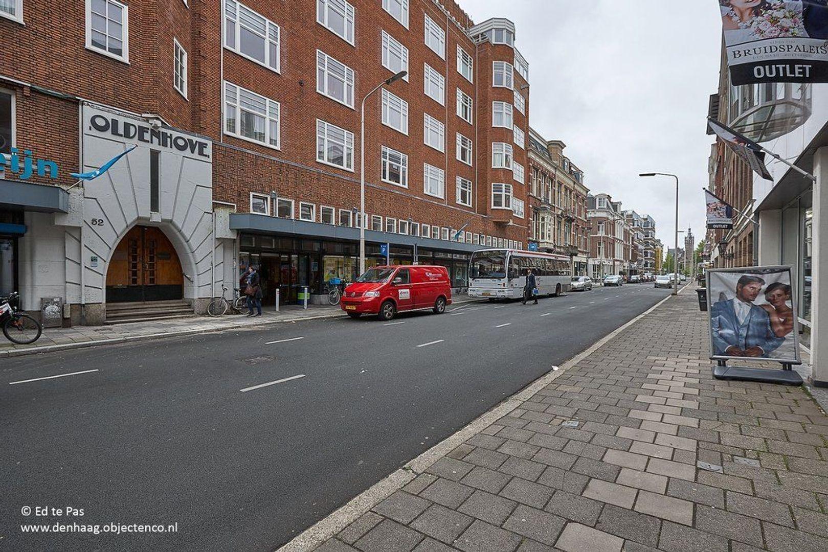 Laan van Meerdervoort, Den Haag foto-24 blur