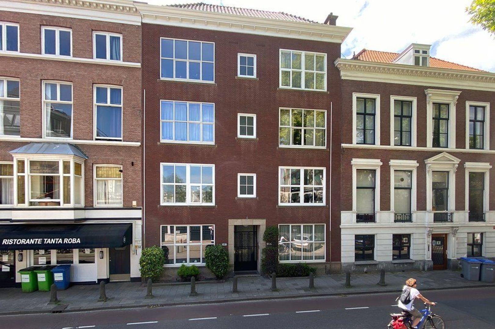 Zeestraat, Den Haag foto-0 blur