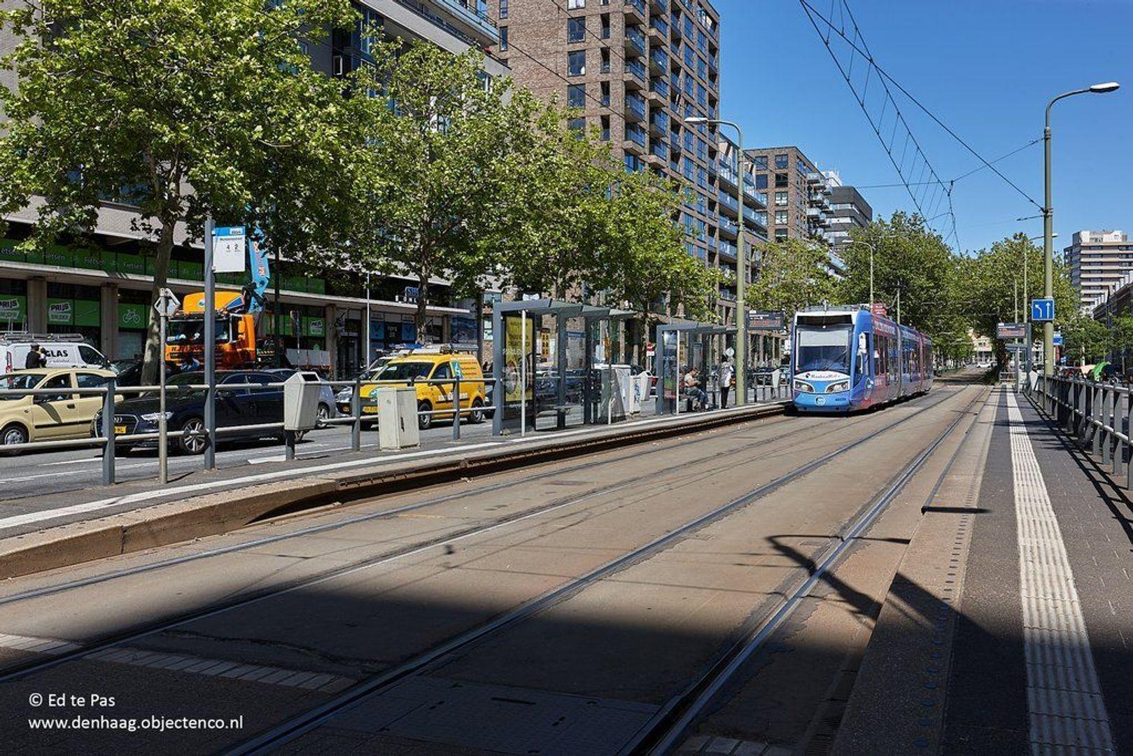 Van Geenstraat, Den Haag foto-29 blur