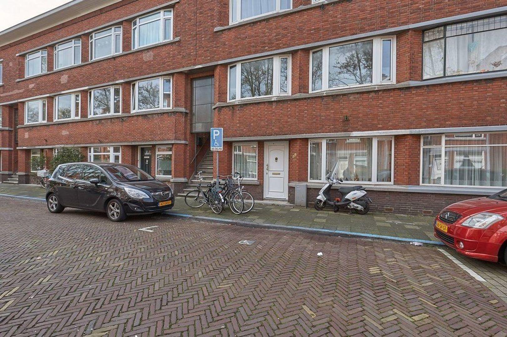 van Gaesbekestraat, Voorburg foto-17 blur