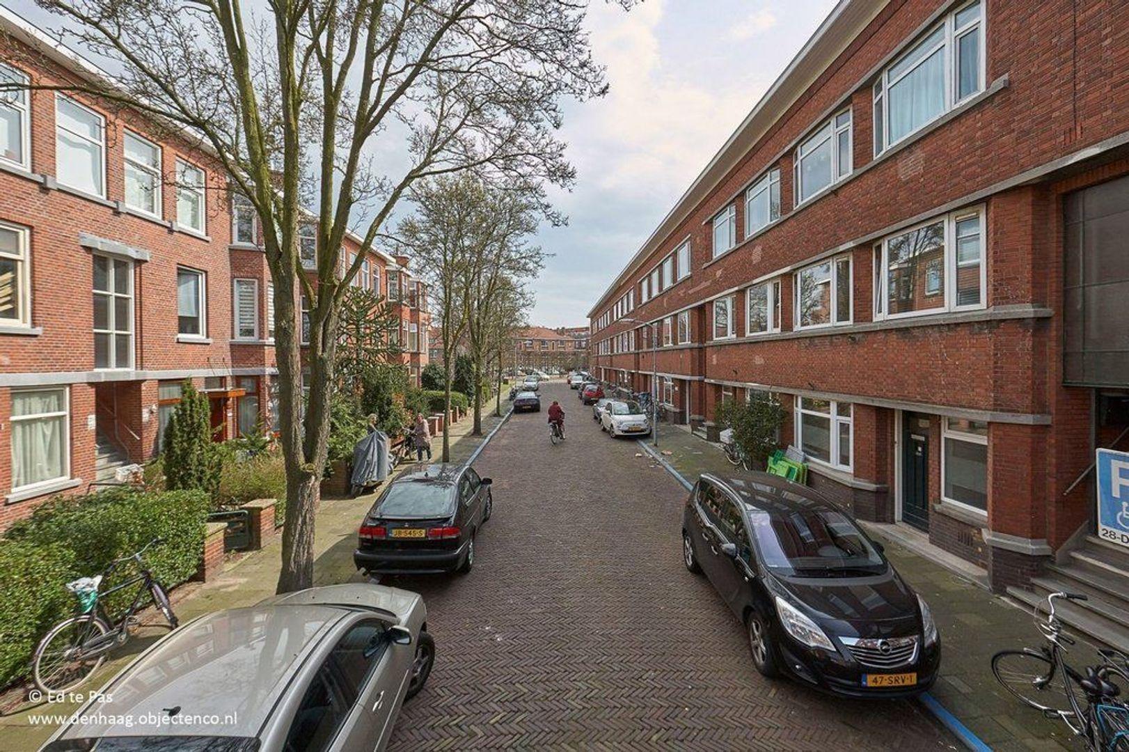 van Gaesbekestraat, Voorburg foto-18 blur