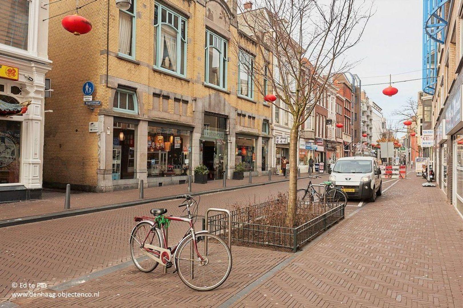 Wagenstraat, Den Haag foto-13 blur