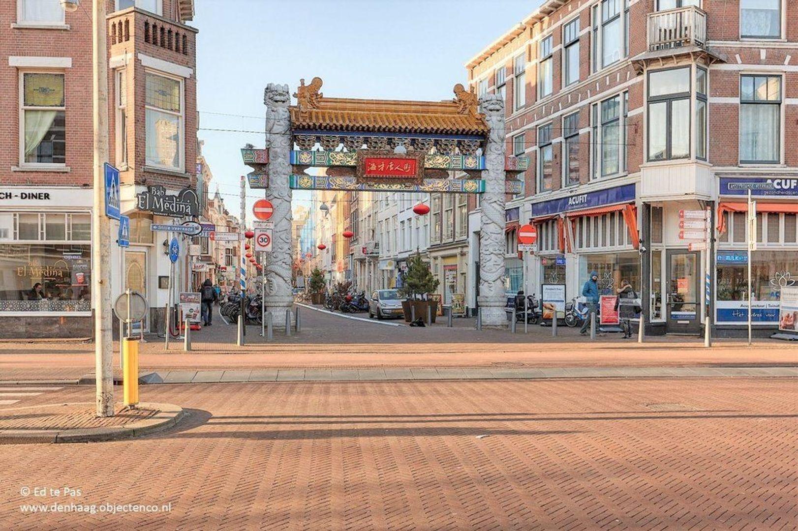 Wagenstraat, Den Haag foto-14 blur