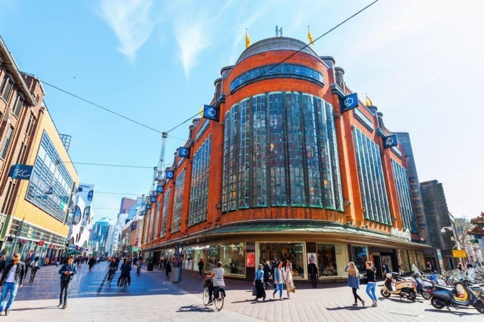 Wagenstraat, Den Haag foto-15 blur