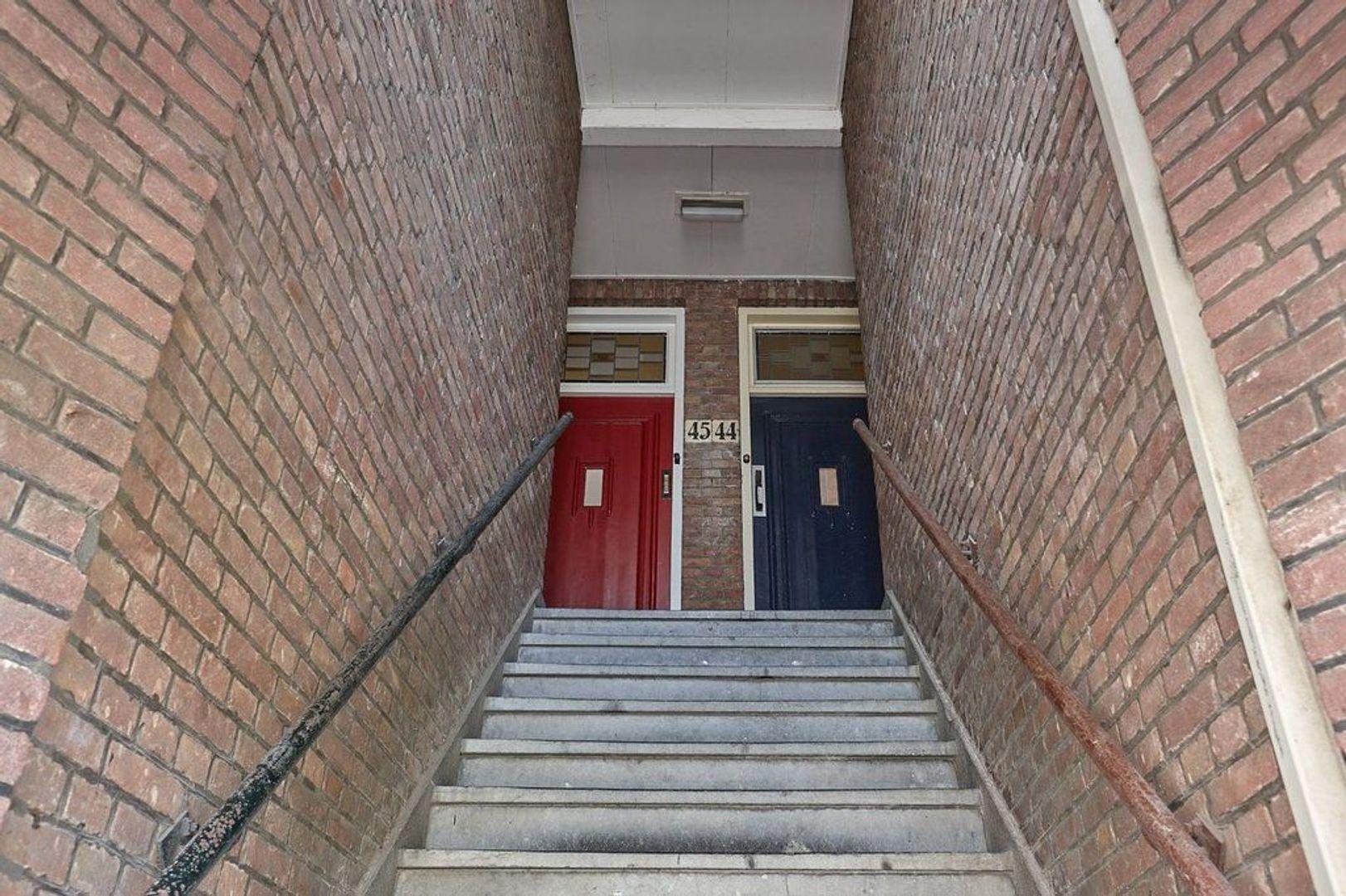 Stuyvesantplein, Den Haag foto-25 blur