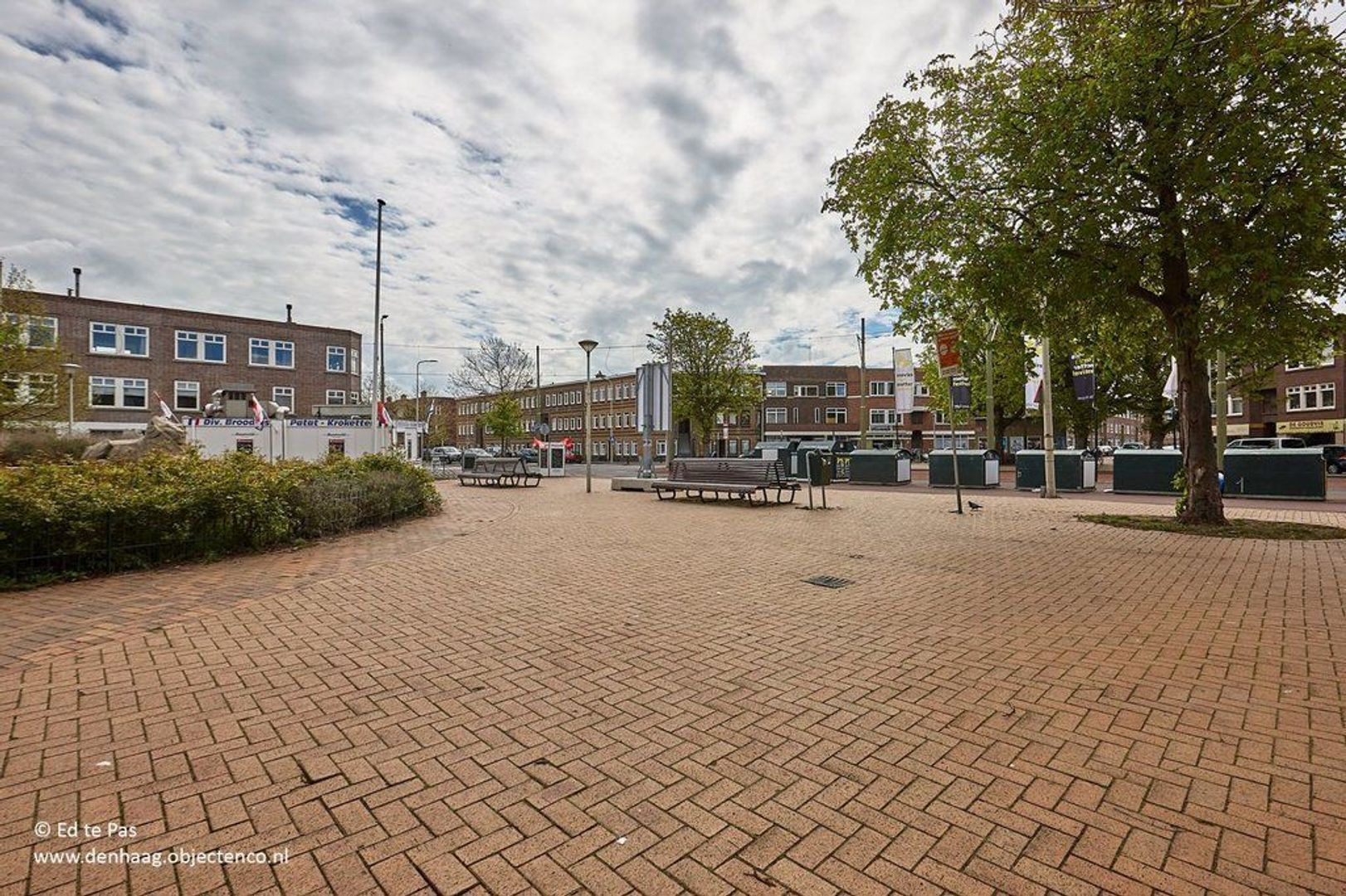 Stuyvesantplein, Den Haag foto-28 blur