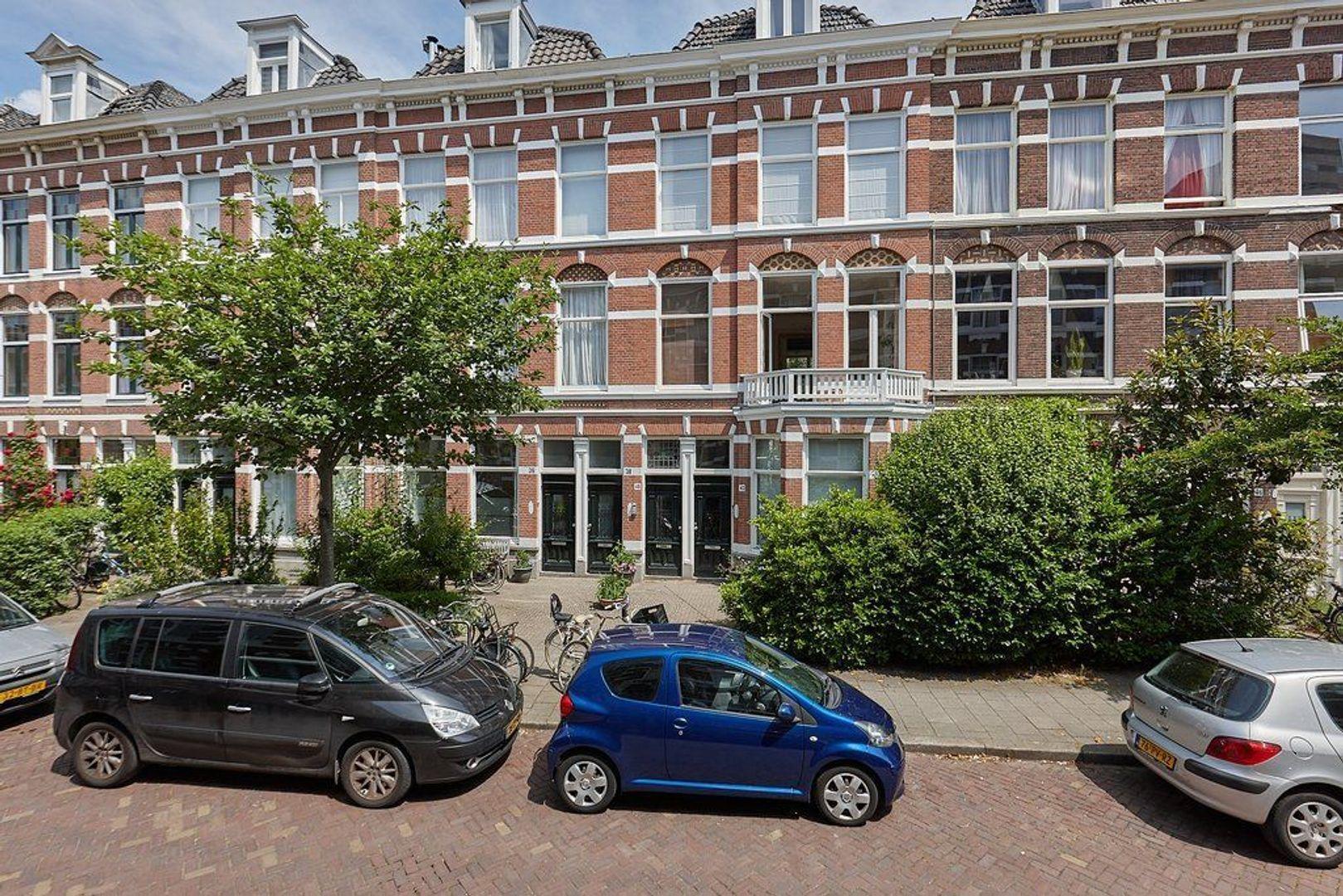Adelheidstraat, Den Haag foto-16 blur