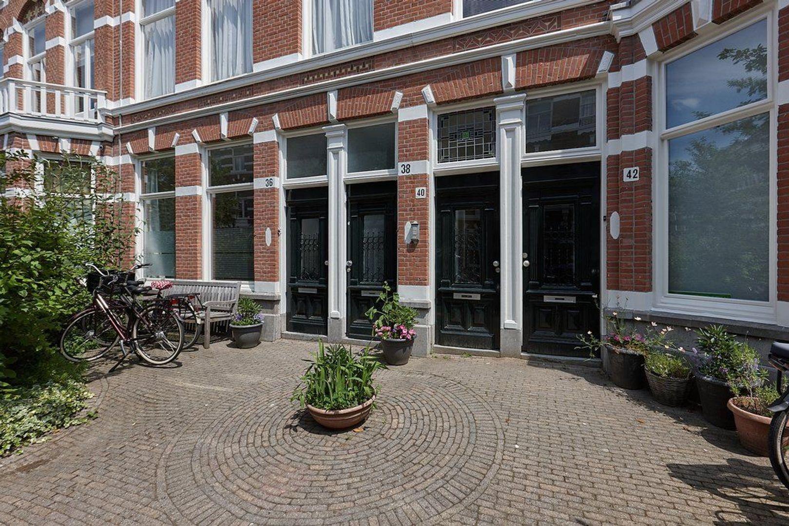 Adelheidstraat, Den Haag foto-15 blur
