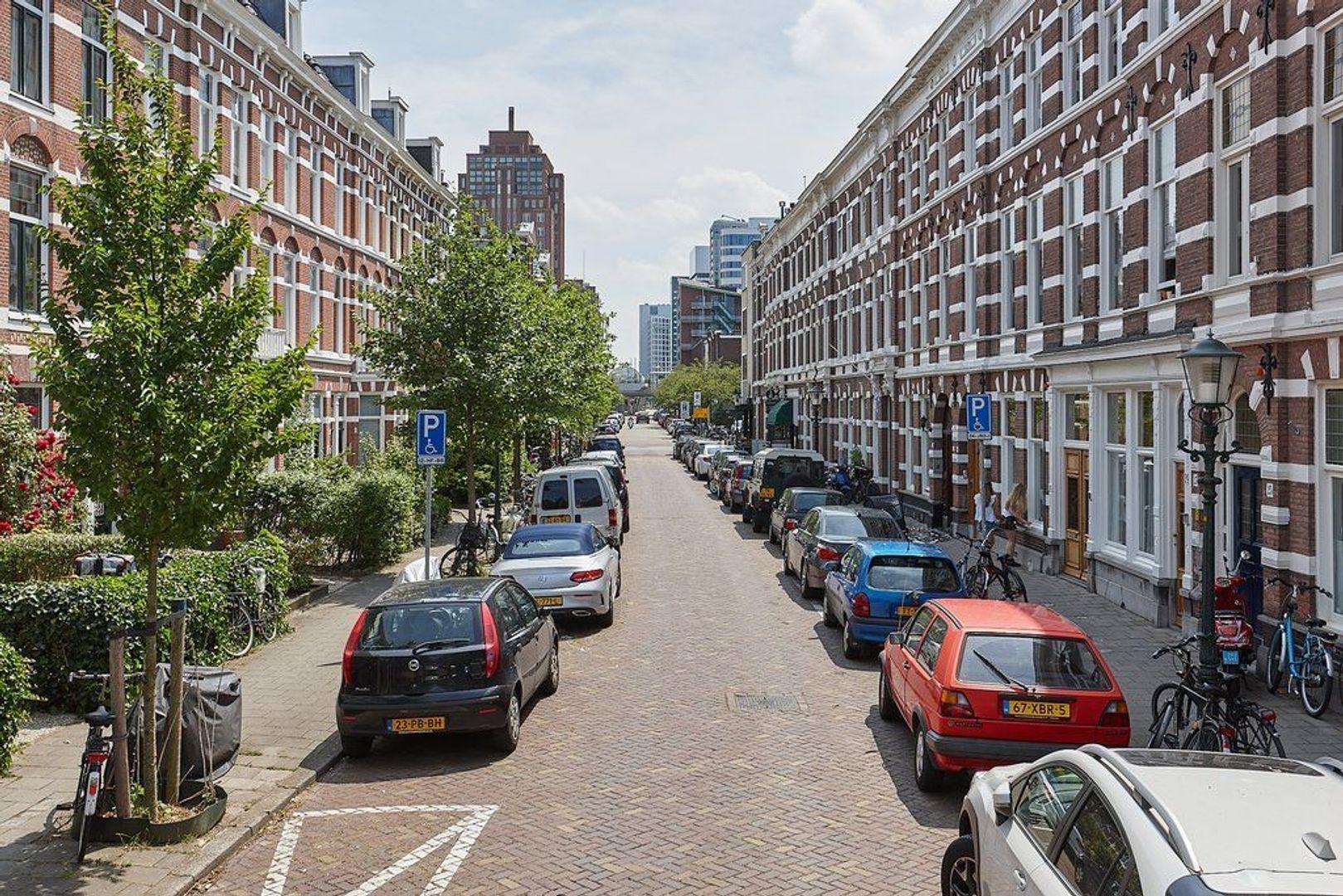 Adelheidstraat, Den Haag foto-17 blur