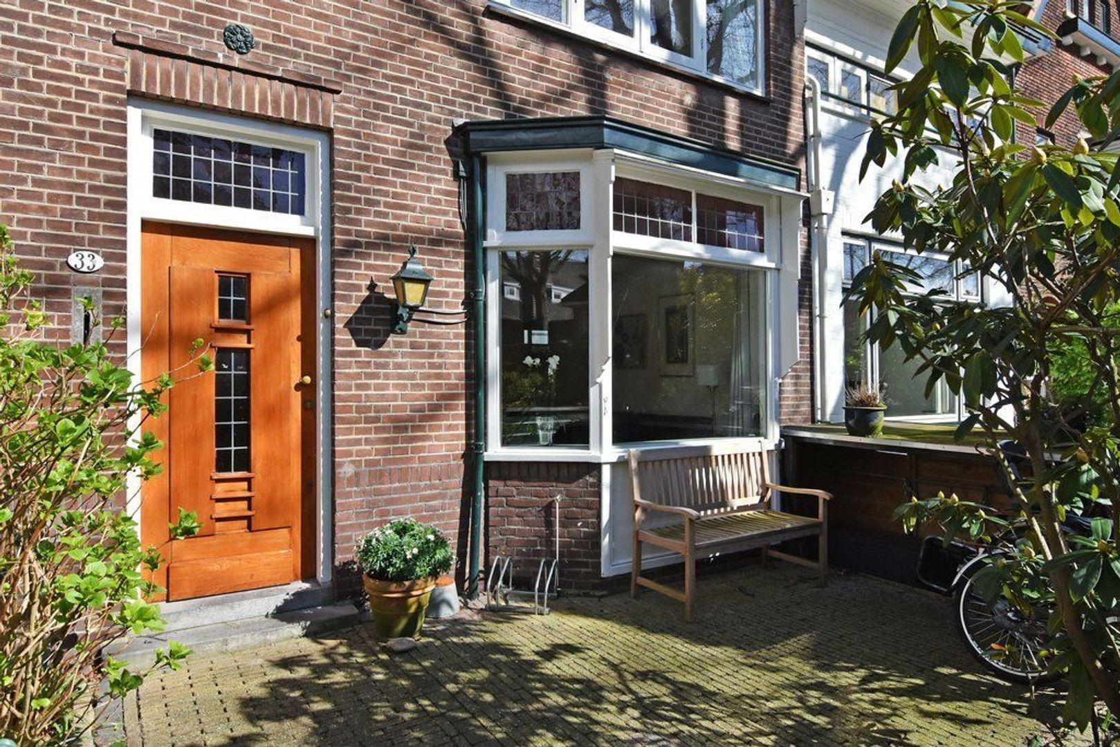 Groen van Prinstererlaan, Voorburg foto-44 blur