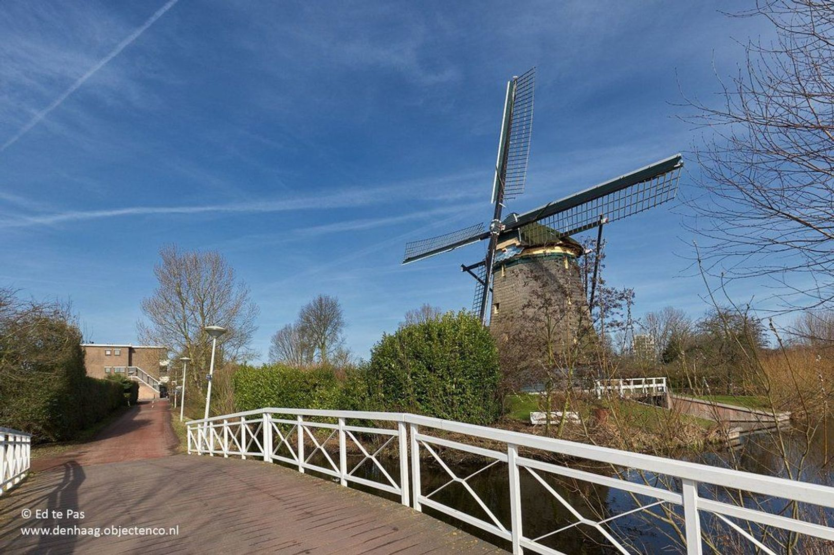 Juliana van Stolberglaan, Den Haag foto-24 blur