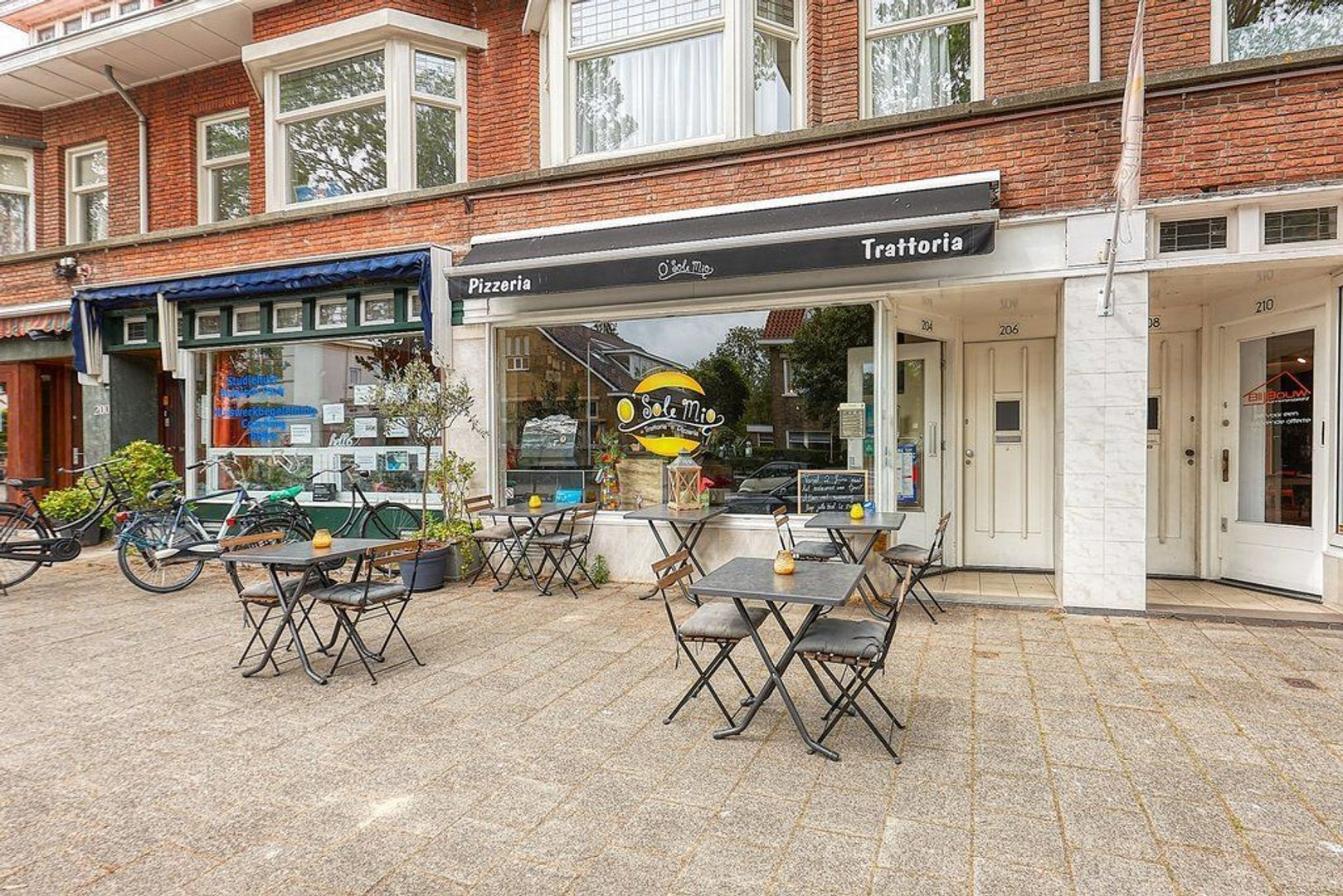 Stevinstraat, Den Haag foto-24 blur