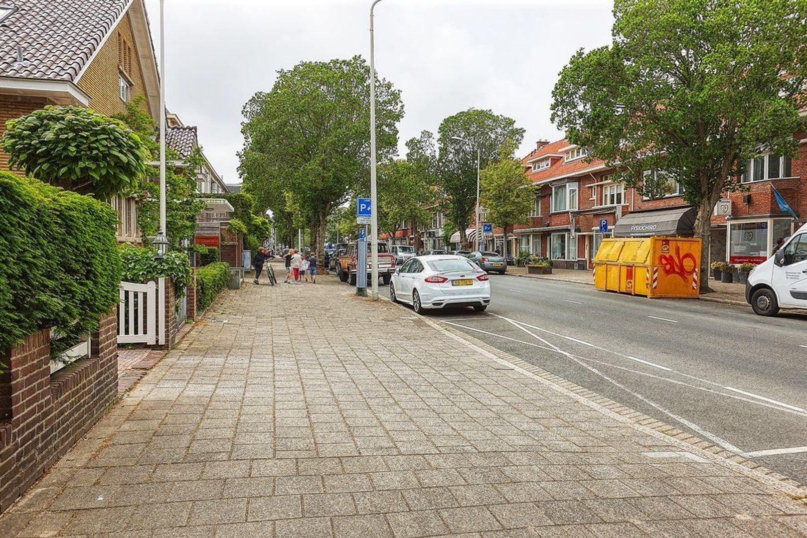 Stevinstraat, Den Haag foto-25 blur