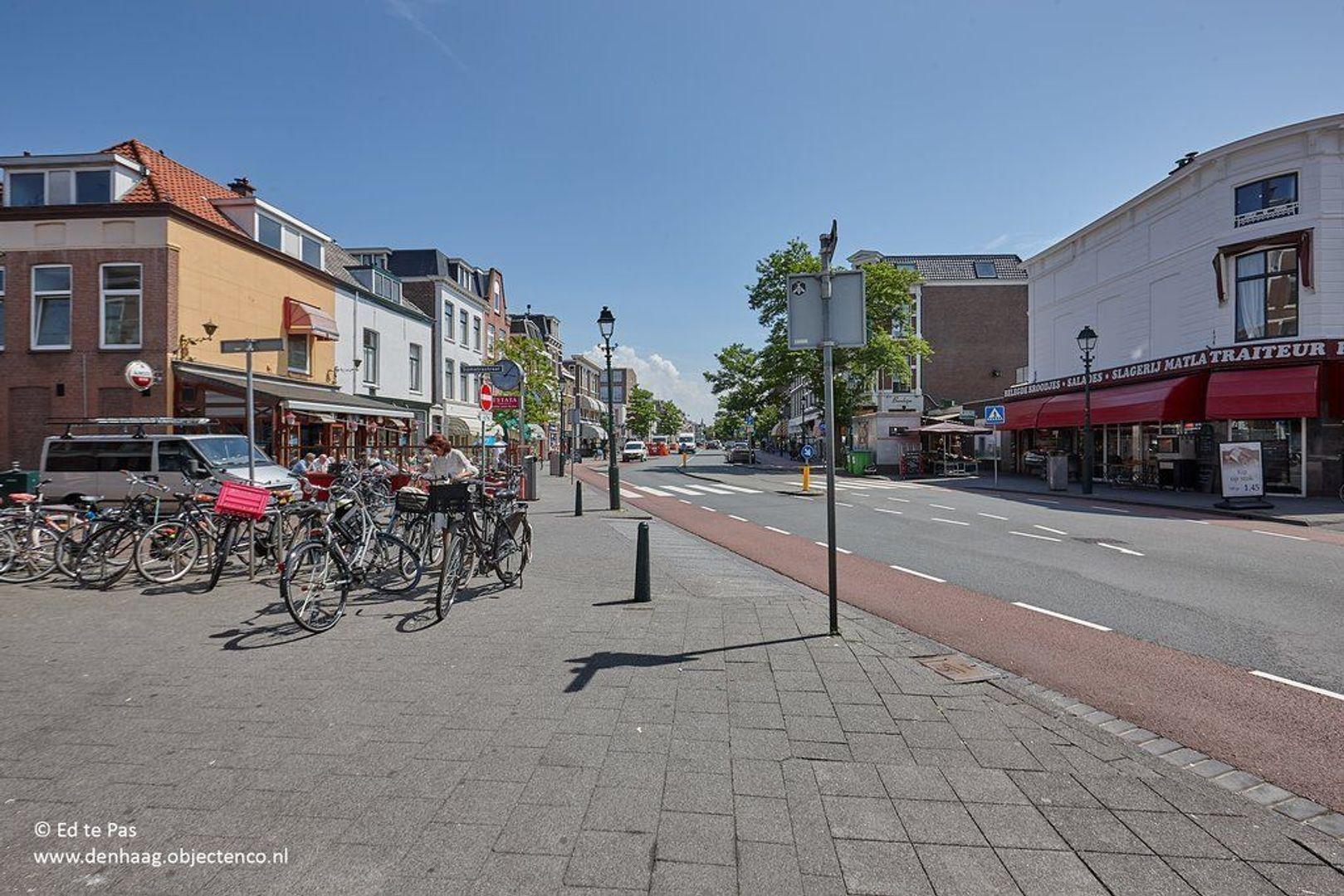 Burgemeester Patijnlaan, Den Haag foto-23 blur
