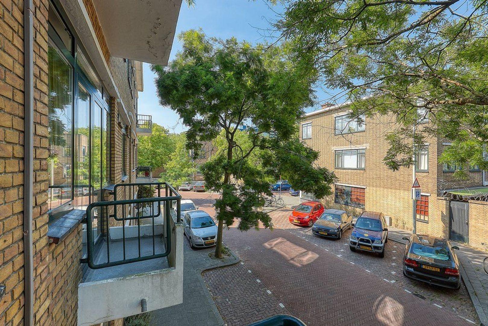 Van Heutszstraat, Den Haag foto-6 blur