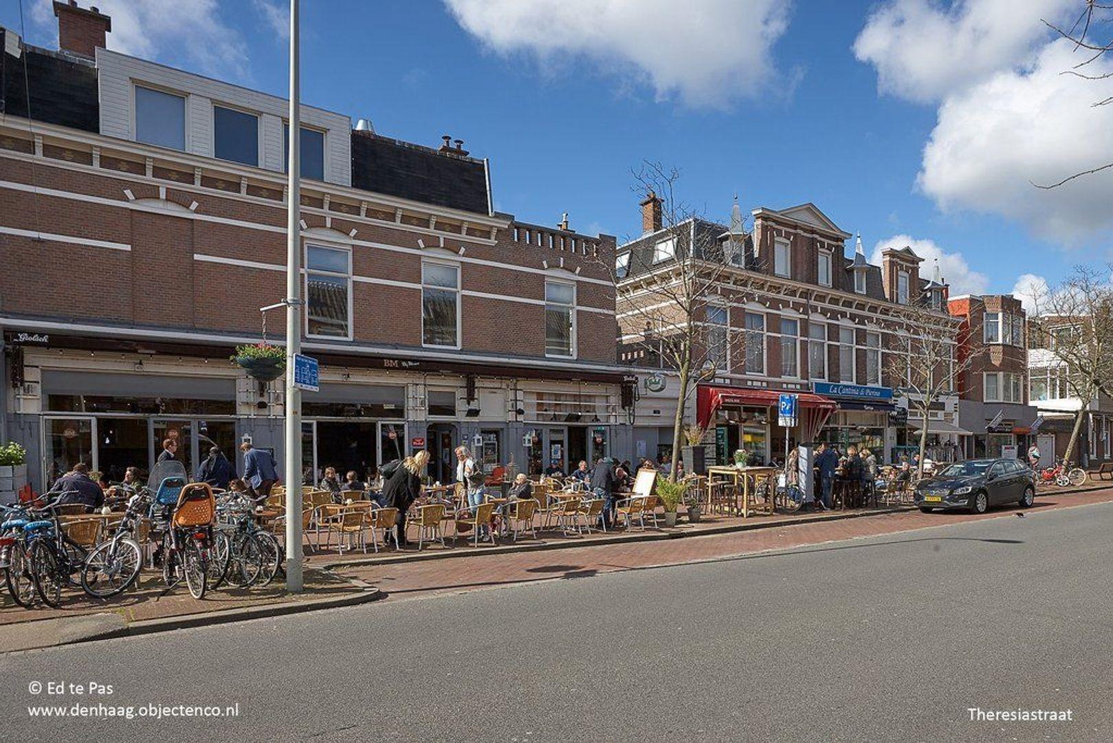 Van Heutszstraat, Den Haag foto-32 blur