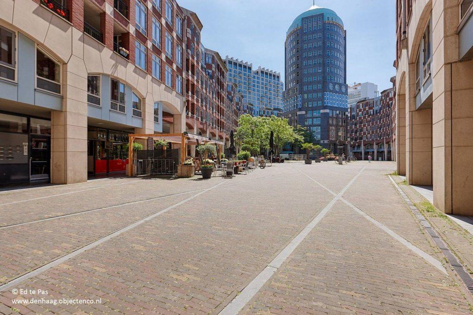 Muzenstraat, Den Haag foto-26 blur
