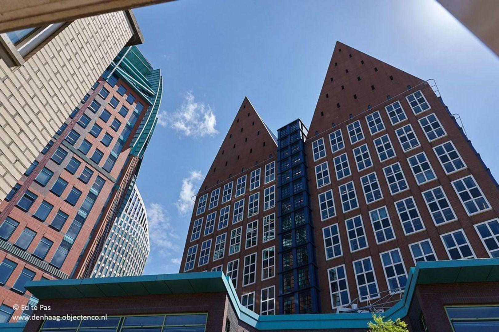 Muzenstraat, Den Haag foto-30 blur