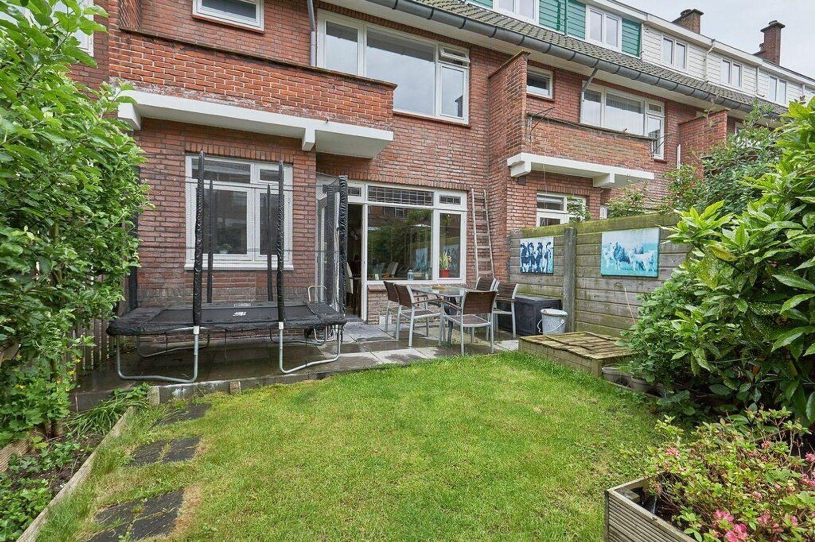 Laan van Haagvliet, Voorburg foto-7 blur