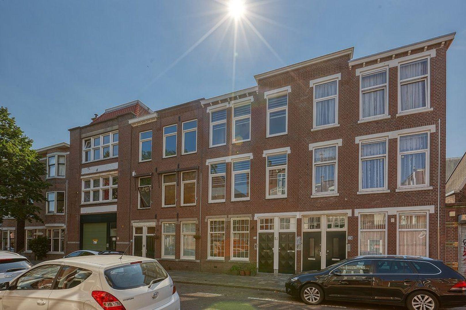 Kepplerstraat, Den Haag foto-16 blur