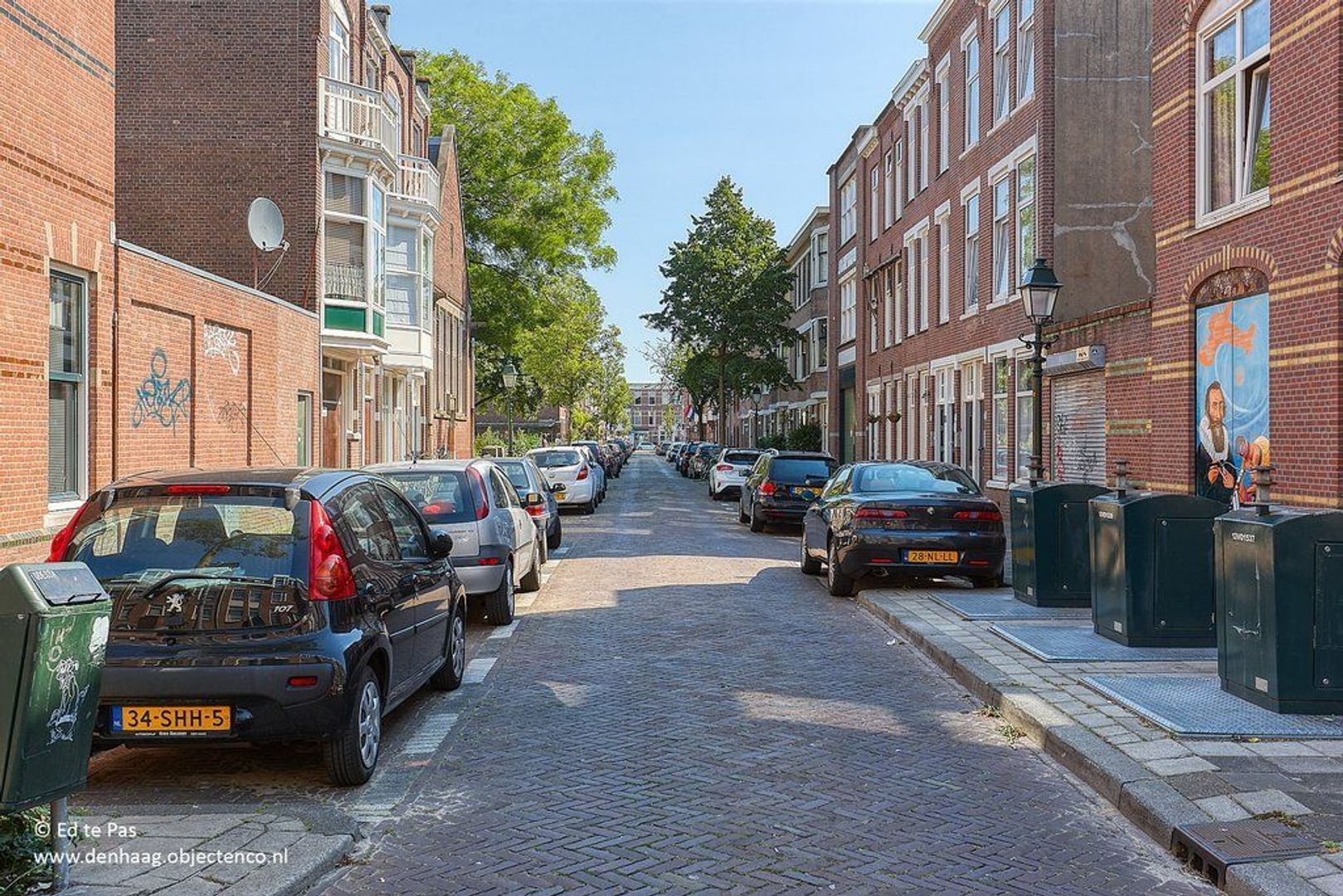 Kepplerstraat, Den Haag foto-17 blur
