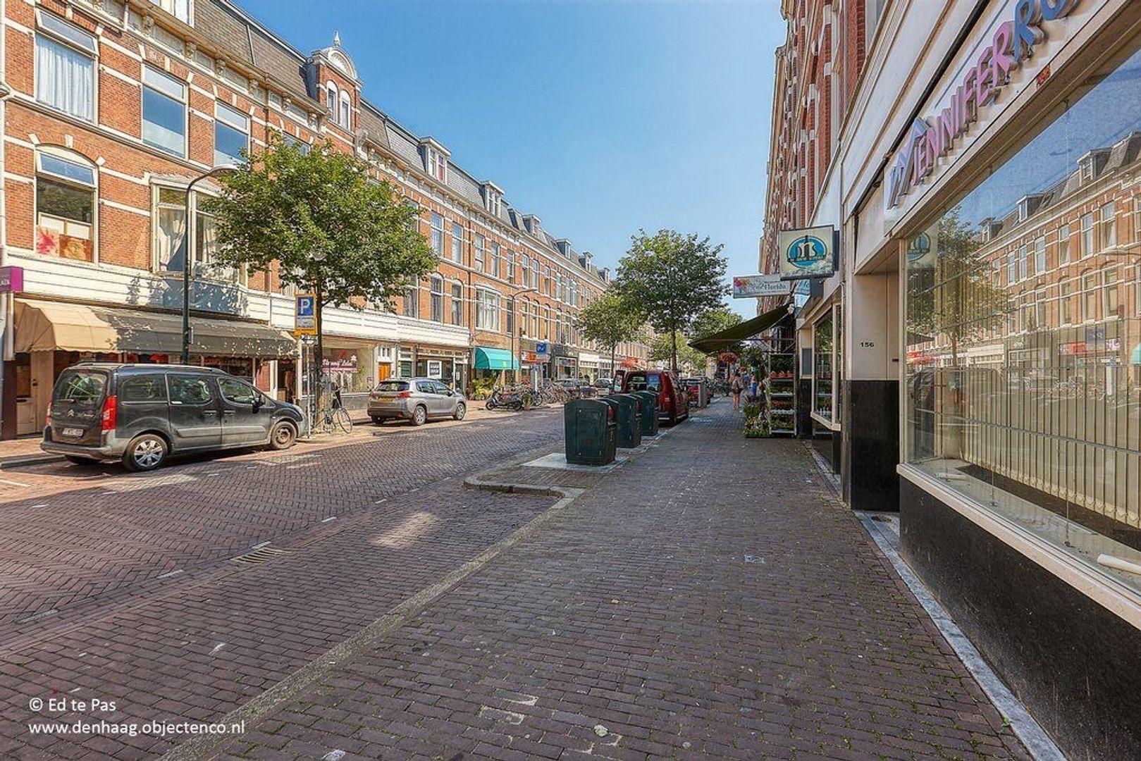 Kepplerstraat, Den Haag foto-21 blur