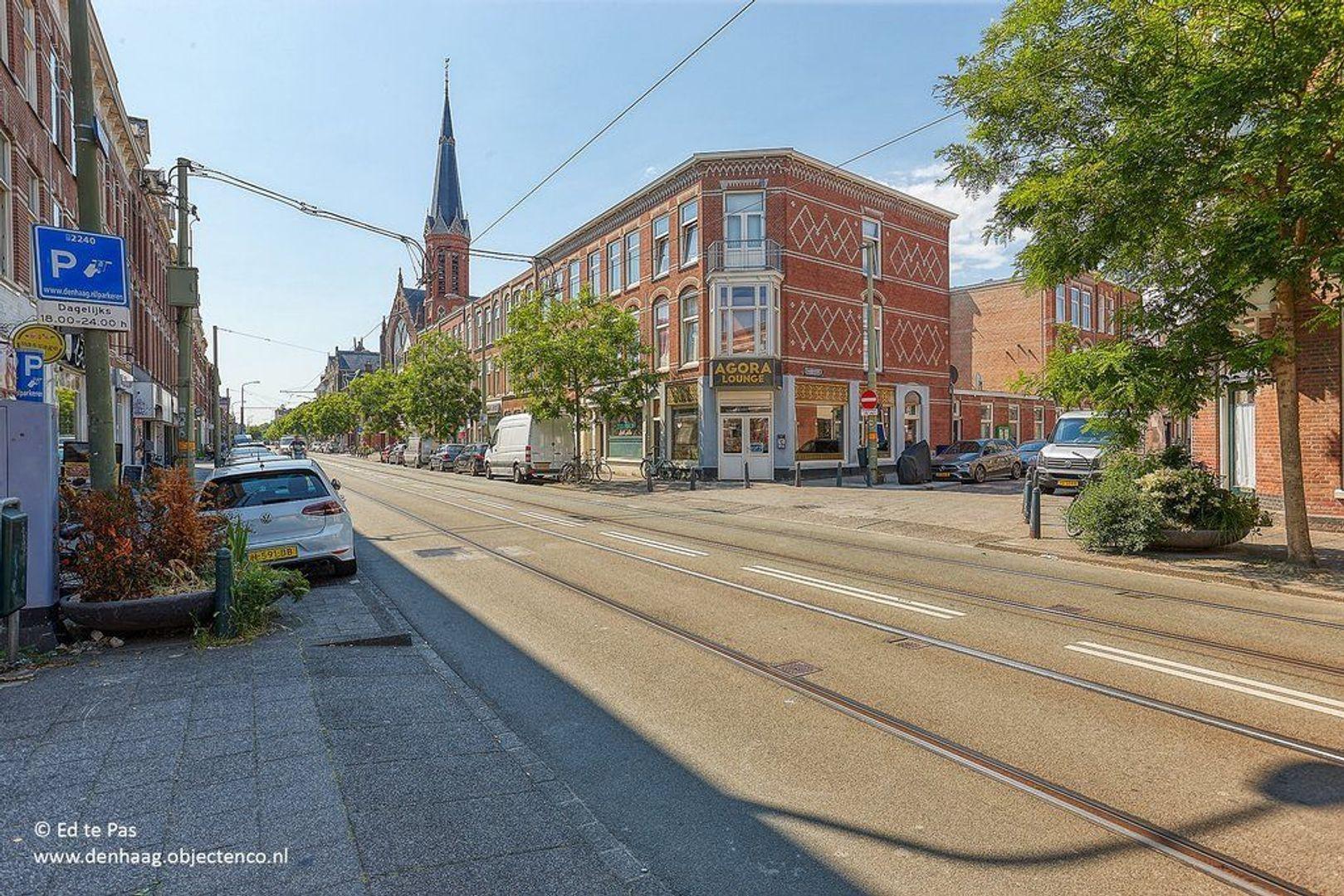 Kepplerstraat, Den Haag foto-23 blur