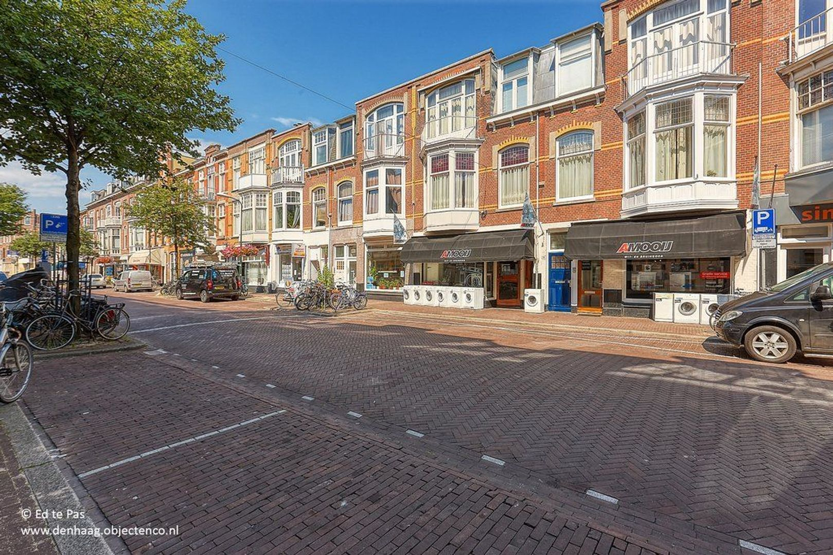 Kepplerstraat, Den Haag foto-25 blur