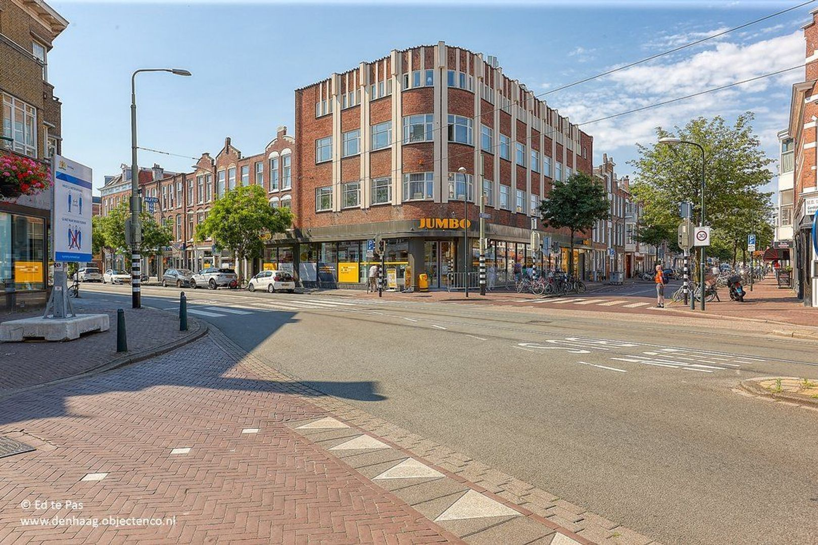 Kepplerstraat, Den Haag foto-26 blur