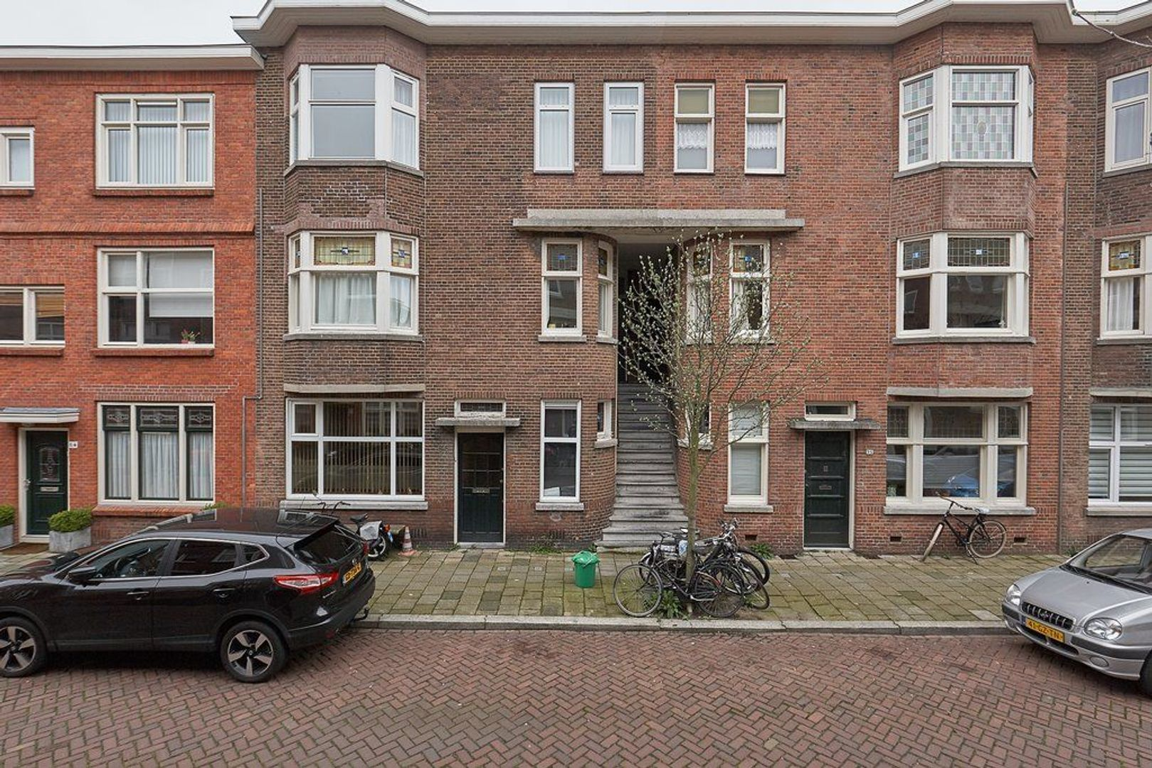 Pahudstraat, Den Haag foto-22 blur