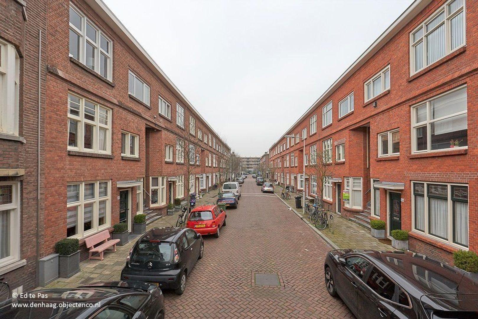 Pahudstraat, Den Haag foto-23 blur