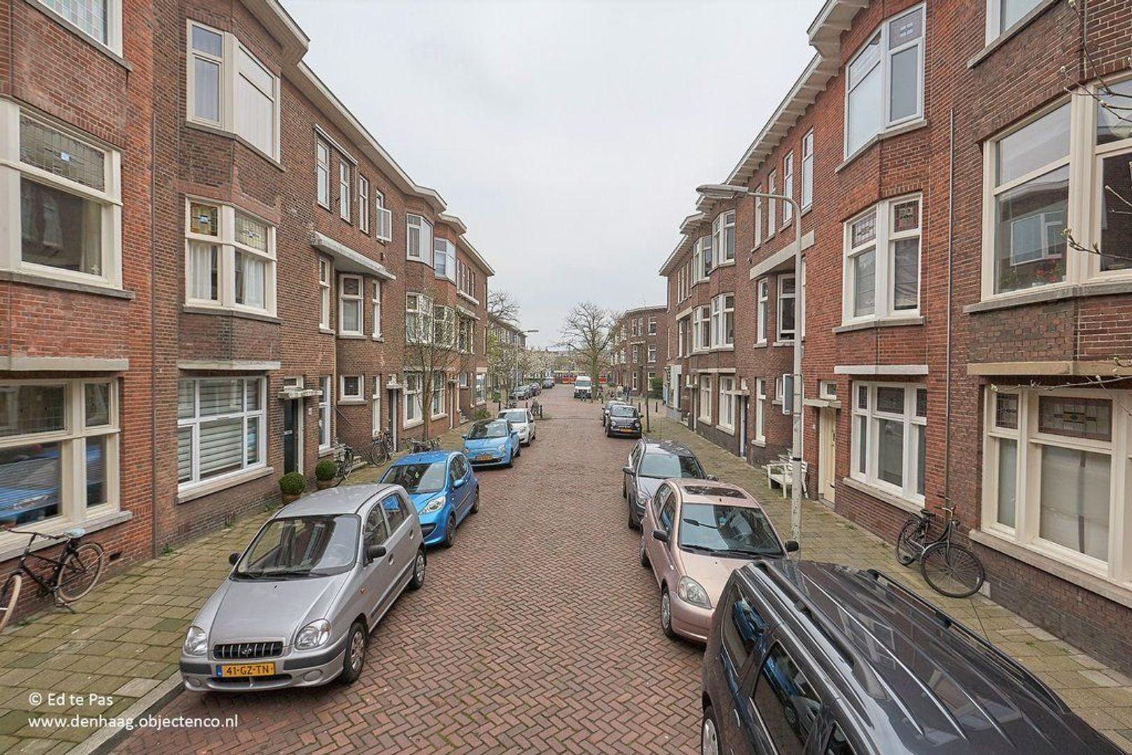 Pahudstraat, Den Haag foto-24 blur
