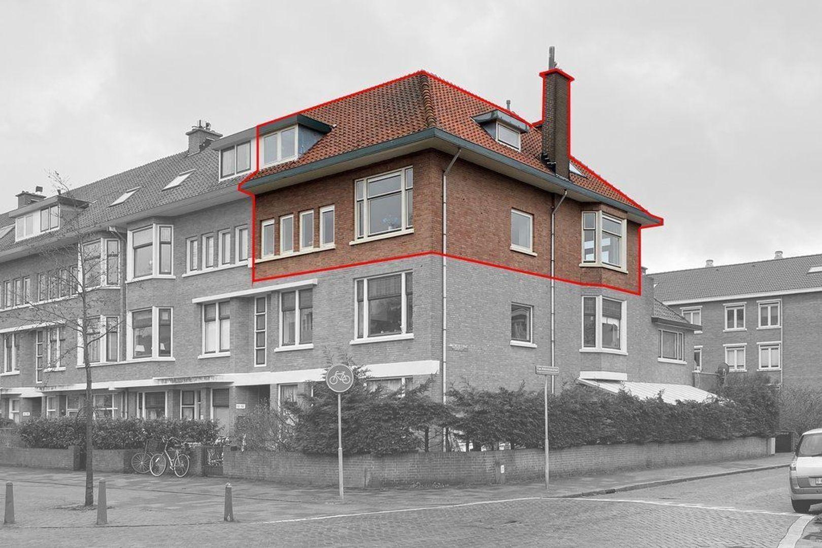 Koningin Wilhelminalaan, Voorburg foto-49 blur