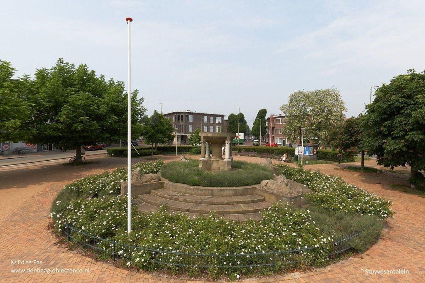 Laan van Nieuw-Oost-Indie, Den Haag foto-29 blur