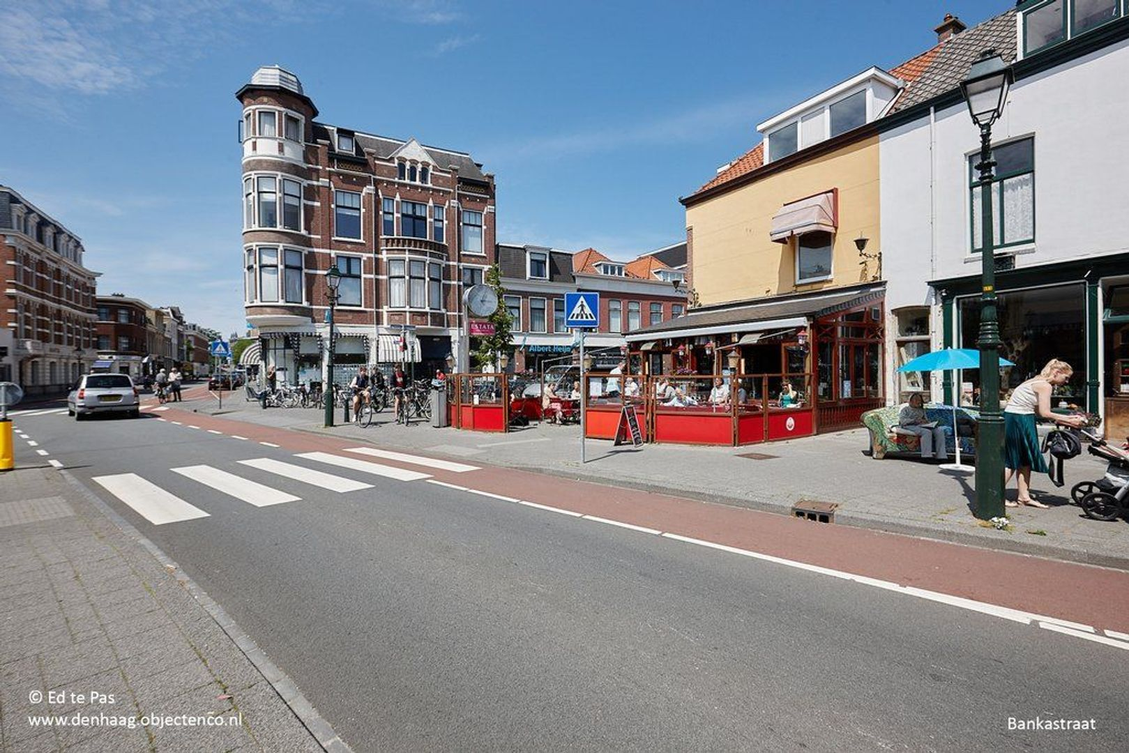 Burgemeester Patijnlaan, Den Haag foto-24 blur