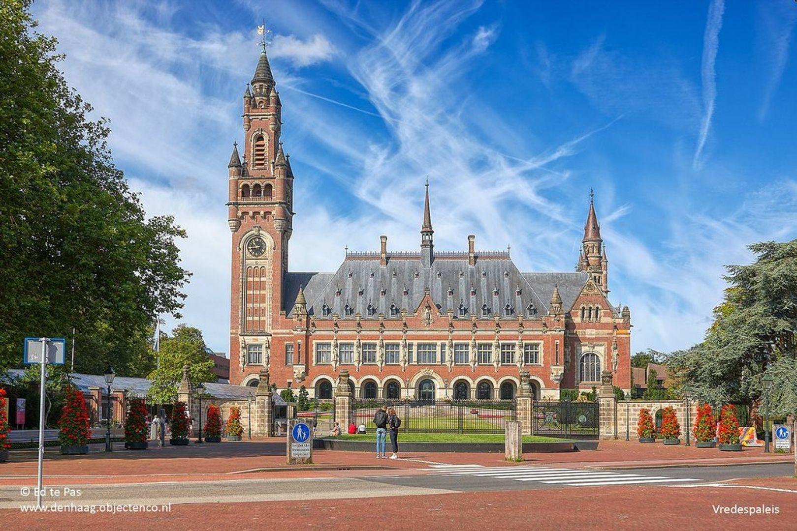 Burgemeester Patijnlaan, Den Haag foto-25 blur