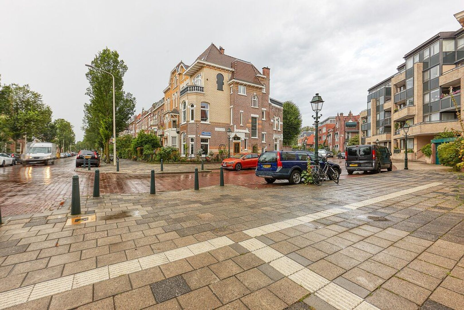 Frankenslag, Den Haag foto-20 blur