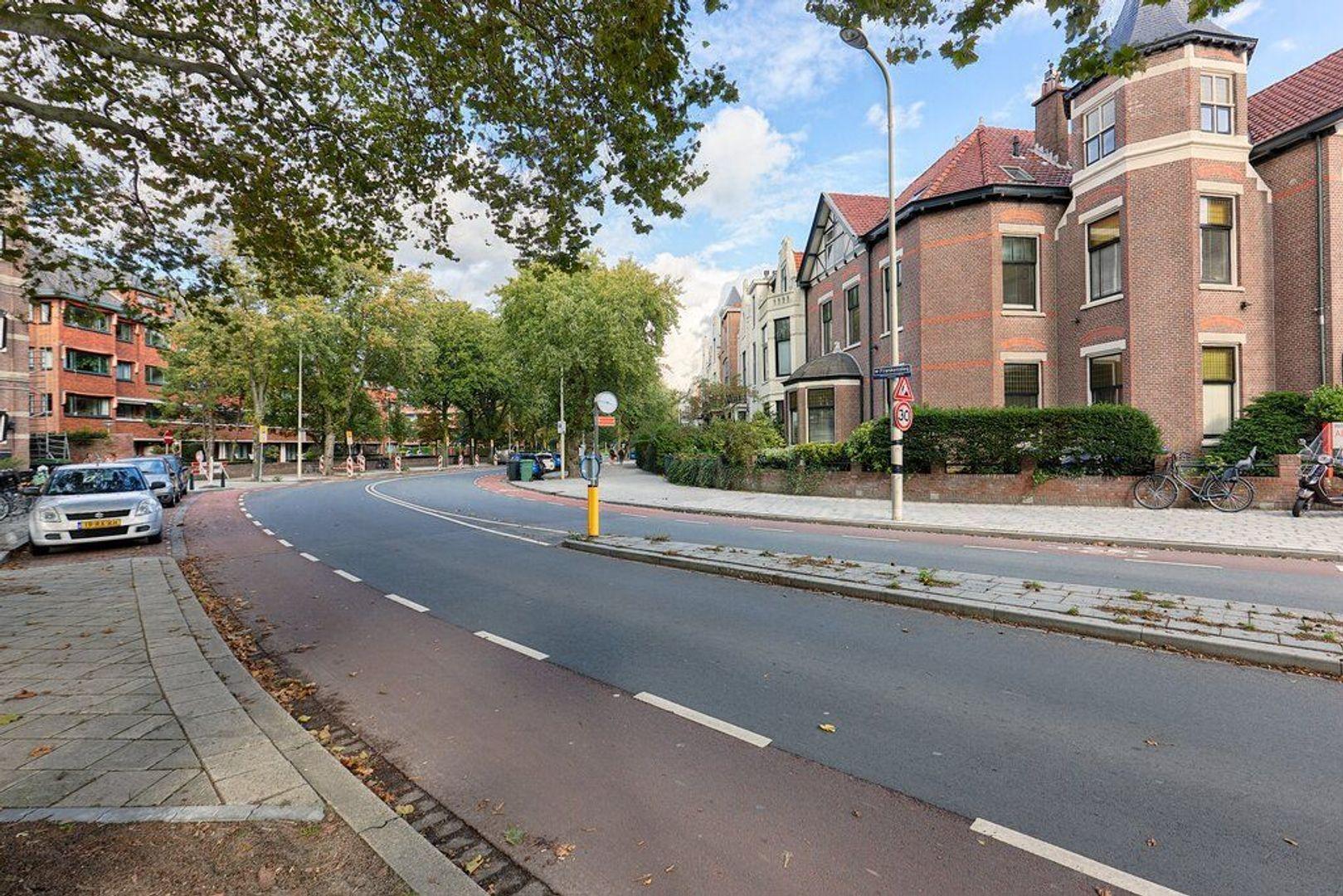Frankenslag, Den Haag foto-22 blur