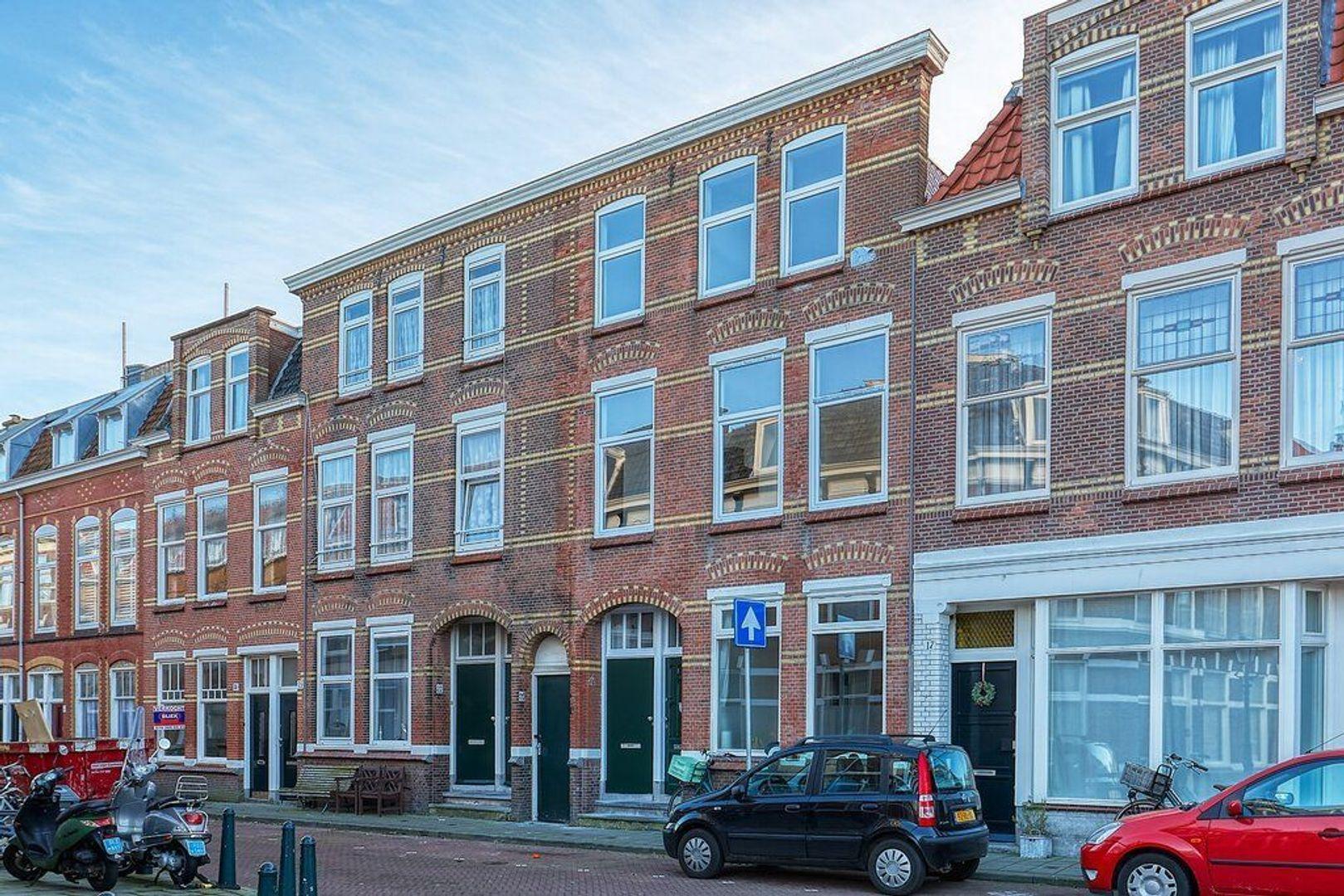 Willem Beukelszoonstraat, Den Haag foto-4 blur
